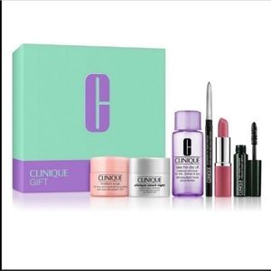 Clinique 6 Piece Gift Set In Box